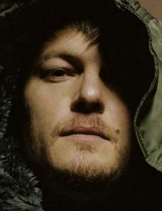 The Walking Dead - Norman Reedus as Daryl Dixon. Who could resist this guy?