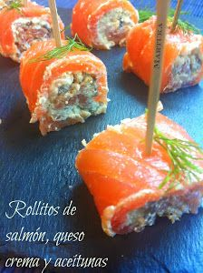 Ideas que mejoran tu vida Mini Appetizers, Appetizer Recipes, Junk Food, Cooking Recipes, Healthy Recipes, Food Decoration, Appetisers, Food Presentation, Fish Recipes