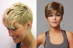 nice Short hair, new gallery with great ideas! //  #gallery #great #Hair #Ideas #Photo #Short