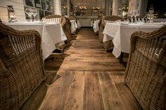 New solid wood floors, Ystad Saltsjöbad, Sweden.