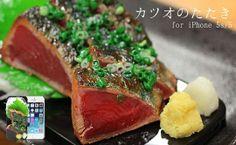 日本的食品模型職人製作的iPhone 5s/5專用保護背蓋