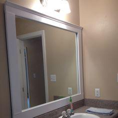 Bathroom Frame-After