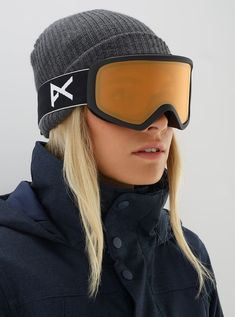 Shop the Women's Anon Insight Goggle along with more ski and snowboard goggles from Winter 2019 Snowboard Goggles, Ski Goggles, Ski And Snowboard, Snowboarding Tips, Mountain Wear, Burton Snowboards, Skiing, Sunglasses Women, Winter
