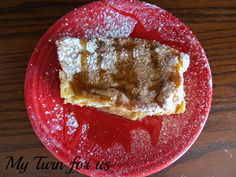 My Turn (for us): Creme Brulee French Toast