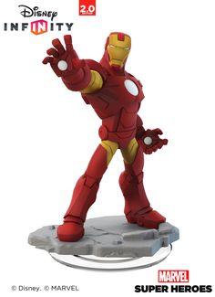 Iron Man - Disney Infinity 2.0 Toy Sculpt , Matt Thorup on ArtStation at https://www.artstation.com/artwork/iron-man-disney-infinity-2-0-toy-sculpt