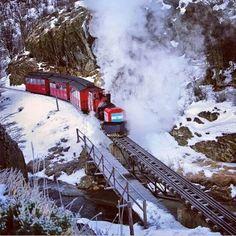 Tierra del Fuego. Tren del Fin del Mundo