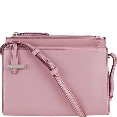 Lodis Audrey Trisha Double Zip Crossbody *** You can find more details by visiting the image link. (This is an Amazon Affiliate link and I receive a commission for the sales)