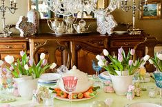 Resurrection Sunday is my most important day of each year. Easter 2018, April 1st, Tablescapes, Table Settings, Entertaining, Spring, Home Decor, Women, Decoration Home