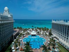 Riu Palace Aruba.  Photo by Missy of All Inclusive Outlet.