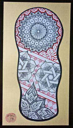 Mandala Sleeve 4 by Robgtattoo on DeviantArt Geometric Tattoo Sleeve Designs, Geometric Mandala Tattoo, Maori Tattoo Designs, Cloud Tattoo Sleeve, Mandala Tattoo Sleeve, Sleeve Tattoos, Mandala Tattoo Mann, Mandala Tattoo Design, Red Tattoos