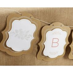 Personalized Banner- Rustic #Baby #Shower Collection Click here to View: http://bit.ly/1CfUWaJ