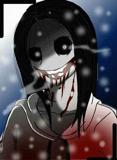 Jeff the Killer; Creepypasta
