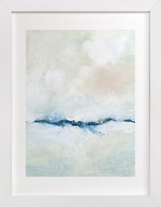 """Solstice"" - Art Print by Lindsay Megahed in beautiful frame options and a variety of sizes."