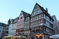 Roemer Berg ,Frankfurt am Main,Deutschland Frankfurt, Maine, Multi Story Building, Spaces