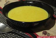 Ginger, Turmeric and Cumin Soup is a tasty warm meal ideal for a cold winter dinner. The spices mix gives an unique and tangy taste to this recipe.