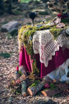 Dettagli decorativi matrimonio boho chic autunno
