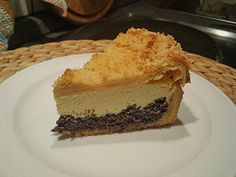 Mohn - Käse - Kuchen 1