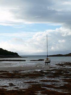 Glenuig at Lochailort, on the beautiful Sound of Arisaig, north-west Scotland