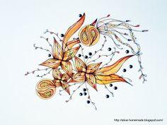 Inspired Art: Sacred Geometry - zábavná (posvátná) geometrie
