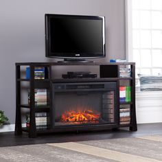Found it at AllModern - Walker Media Electric Fireplace