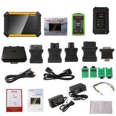 OBDSTAR X300 DP PAD Tablet Key Programmer Full Configuration Update Online