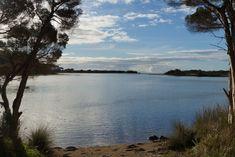 Detention River in North-West Tasmania.