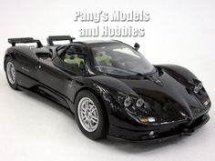 Pagani Zonda 1/24 Scale Diecast Metal Model by Motormax