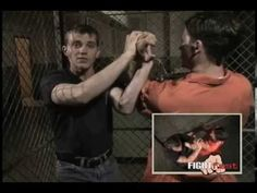 How to take down when cornered. Self defense