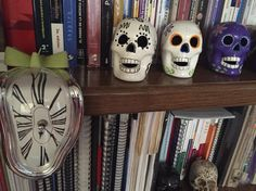 skulls and time