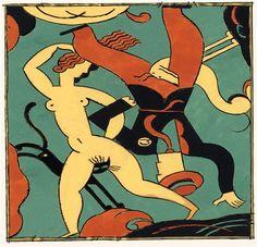 Le tapis by Ever Meulen