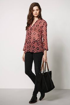 Custommade Batik Blouse