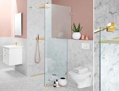 Diseños de baños modernos, pequeños, grandes y de todos los estilos. Fotos de baños reales para que los copies y diseñes tu propio baño. Bathroom Inspo, Bathroom Interior, Bathroom Inspiration, Design Bathroom, Bathroom Trends, Bathroom Remodeling, Interior Inspiration, Bathroom Ideas, Dream Bathrooms