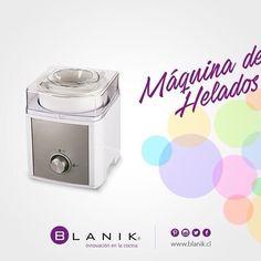Disfruta del verano en familia creando divertidos y coloridos helados con la máquina de helados de #Blanik  http://ow.ly/XxH8Q