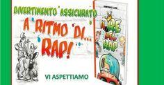 Sabato 27 febbraio la libreria Sogni di Carta ha il piacere di ospitare il bravissimo e divertentissimo Gianfranco Liori che presenterà il suo ultimo libro il re del Rap.