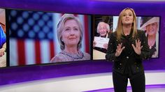 Samantha Bee dives into Hillary's badass history as an inspiring election 2016 swan song - NETSKYDE Leslie Knope, Swan Song, Greatest Presidents, The Daily Show, Justin Trudeau, How To Be Likeable, Save The Day, Parks And Recreation, Strong Women