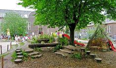 Een Groen Schoolplein brengt kinderen spelenderwijs in aanraking met natuur en milieu. In hun eigen omgeving ontdekken en beleven kinderen op deze manier de natuur. Dat draagt bij aan een evenwicht...