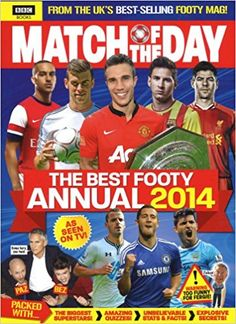 9c721d7fae1 Match of the Day Annual 2014 (Annuals 2014)  Amazon.co.uk