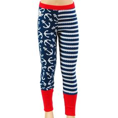Anchor Leggings