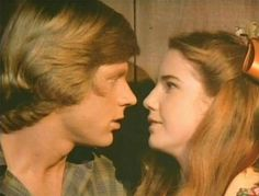 One of my favorite love stories Laura and Almonzo ...Little House on the Prairie