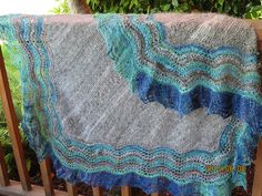 This Old Shale Shetland Hap is a piece linking the past and the present, where traditional stitching and construction meet the modern knitting techniques and fibres we nowadays have access to. Enjoy creating your very own and special wrap for everyday use.
