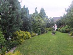 Pohlad do zahrady.