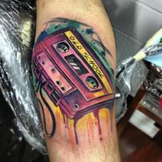 http://tattooideas247.com/wp-content/uploads/2014/08/OldSchool.jpg Old School #ColourfulTattoo, #OldSchool, #OldSchoolTattoo, #TattooIdea