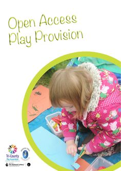 Open Access Play booklet describes what exactly Open Access Play is.