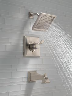 Dryden Volume Control Tub and Shower Faucet Lever
