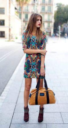 Boho-chic style Hazte con el look www.custo.com Get the look www.custo.com