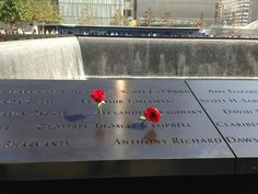 9/11 Memorial - Never Forget
