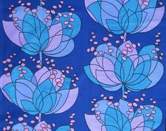 Lovely Helen Wedell fabric for Boras (in different colours but same pattern as the pin below)
