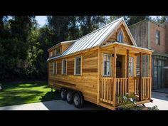 Elm Tiny House on Wheels, Tiny House RV, Tiny House Plans