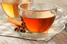 té de canela y pimienta