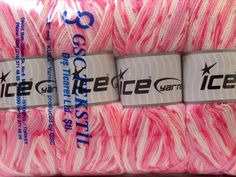 Candy Baby White Pink Shades